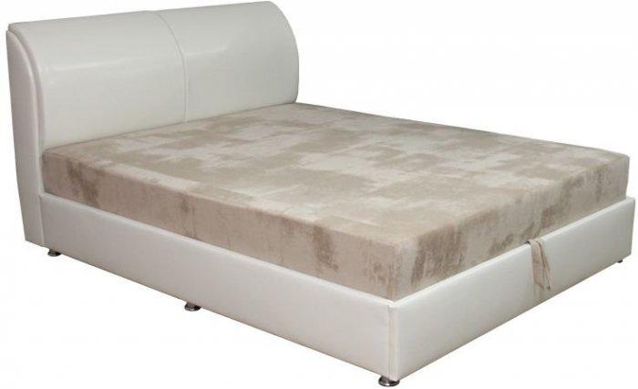 Двуспальная кровать 1,6 блок