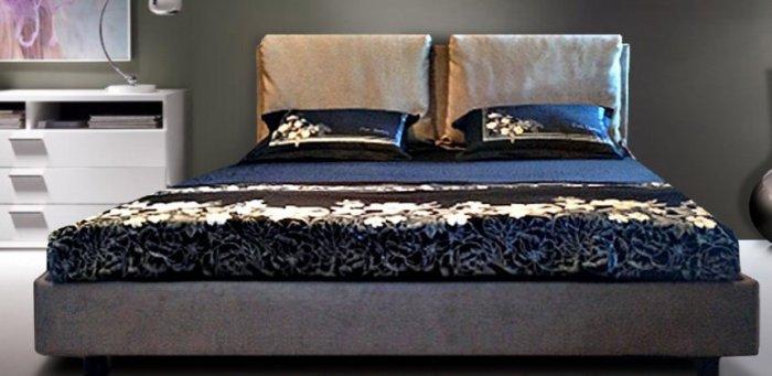 Двуспальная кровать Эко-1 (Eco-1) 160x200