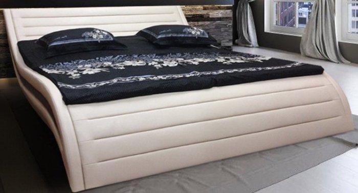 Двуспальная кровать Фешн (Fashion) 180x200