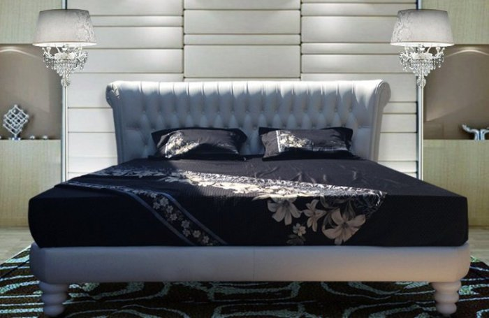 Кровать Маргарита (Margarita) 200x200