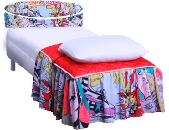 Кровать Кэнди МДФ