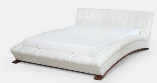 Двуспальная кровать Валенсия ольха