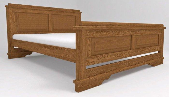 Двуспальная кровать Атлант 12 - 160см