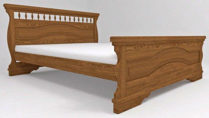 Односпальная кровать Атлант 16 - 90см