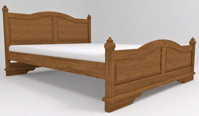 Полуторная кровать Атлант 18 - 140см
