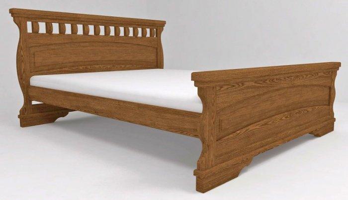 Полуторная кровать Атлант 19 - 140см