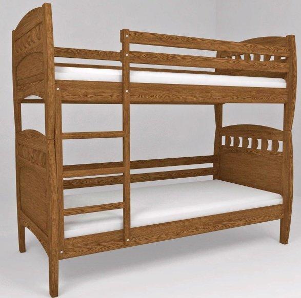 Двухъярусная кровать Трансформер 8 - 90x200см