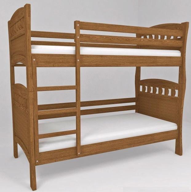 Двухъярусная кровать Трансформер 9 - 90x200см
