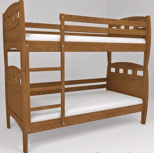 Двухъярусная кровать Трансформер 11 - 90x200см