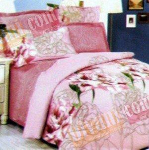 Двухспальный комплект постельного белья Wonderline -41WL