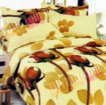 Двухспальный комплект постельного белья Wonderline -42WL