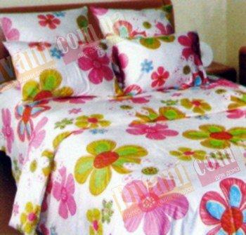 Двухспальный комплект постельного белья Wonderline -51WL