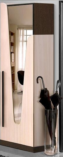 Шкаф зеркало 195 «Арья»