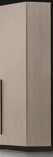 Шкаф 230 (угловое окончание) «Арья»