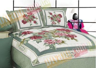 Евро комплект постельного белья Wonderline -11WL