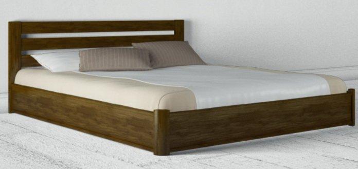 Двуспальная кровать с подъемным механизмом София - 160х190-200см