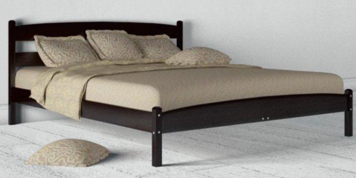 Двуспальная кровать Лика (без изножья) - 180х190-200см