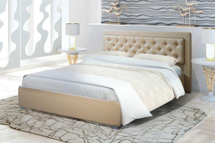 Полуторная кровать Аполлон 200х140