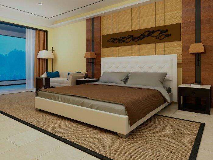 Двуспальная кровать Аполлон 200х160