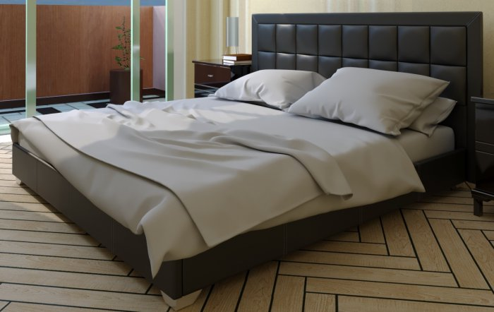 Двуспальная кровать Спарта 200х160