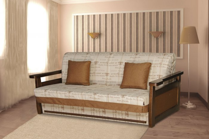 Диван Того - спальное место от 70 до 200см