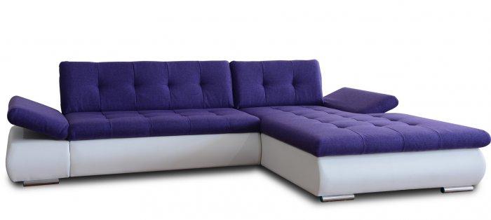 Угловой диван Квест без механизма