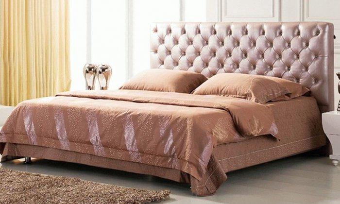 Двуспальная кровать  Кристиано 160x200см