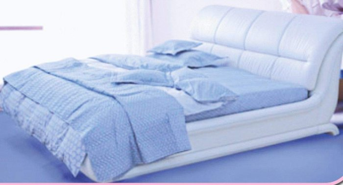 Двуспальная кровать  Анабель 180x200см