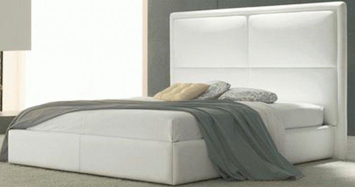 Двуспальная кровать  Рокфорд 160x200см
