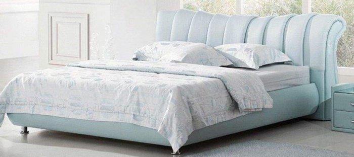 Двуспальная кровать  Белла 160x200см