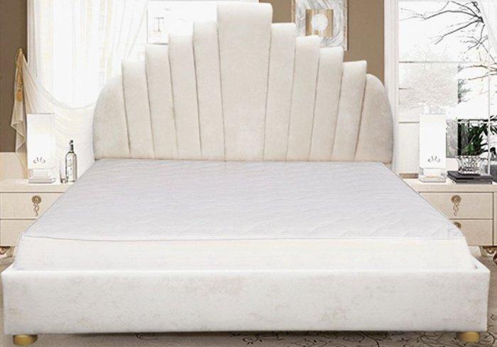 Двуспальная кровать  Камелия 160x200см