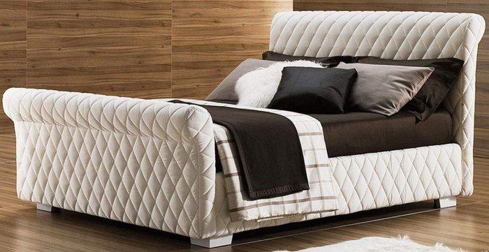 Двуспальная кровать  Агата 180x200см