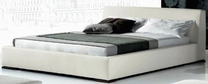 Двуспальная кровать  Стайл 160x200см