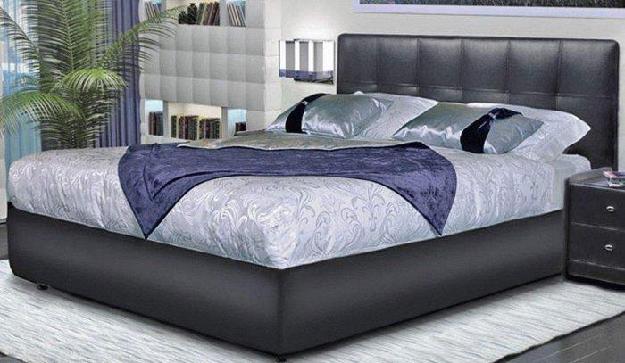Двуспальная кровать  Атланта 180x200см