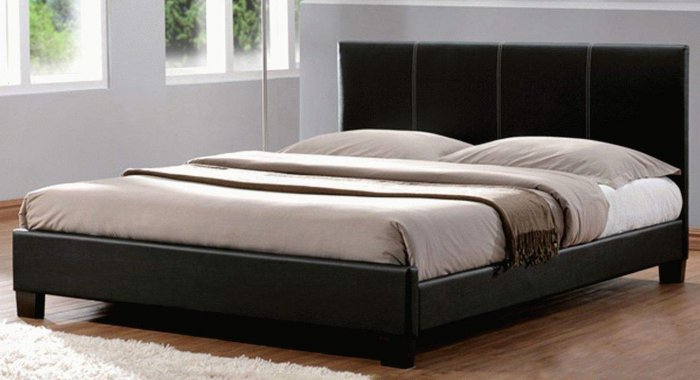 Двуспальная кровать  Гермес 160x200см