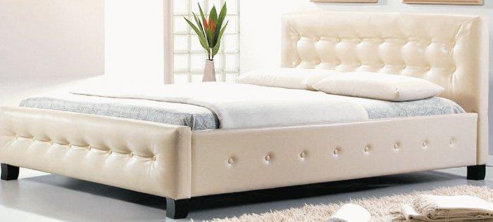 Двуспальная кровать  Милена 180x200см