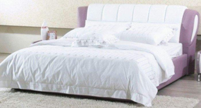 Двуспальная кровать  Виола 180x200см
