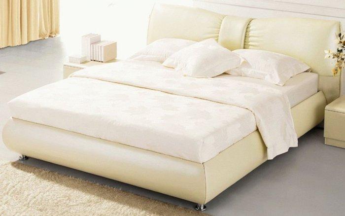 Двуспальная кровать  Селена 160x200см