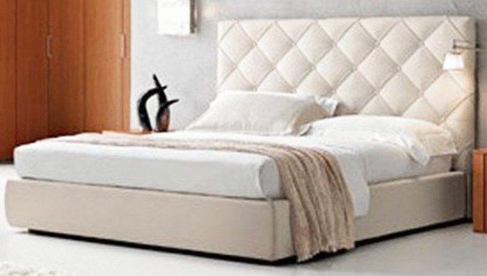 Двуспальная кровать  Дели 180x200см