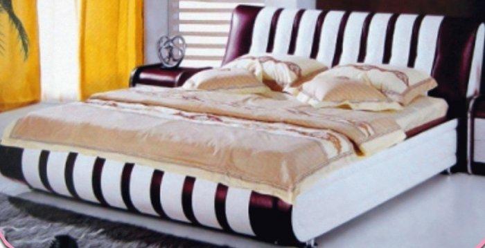 Двуспальная кровать  Милано 180x200см