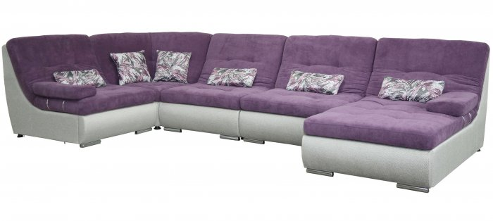 П образный диван Бозен-5