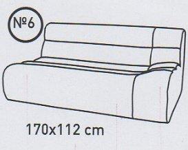 Модуль 6,7 к дивану Мегалайф