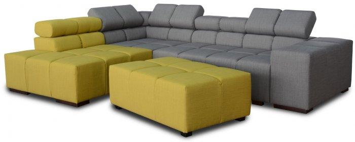 Модульный диван Мегамакс