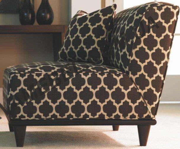 Кожаное кресло Раут