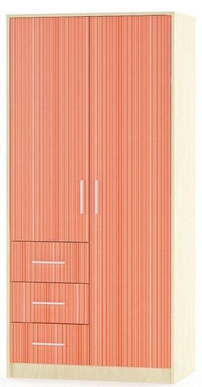 Шкаф 2Д+3Ш Симба