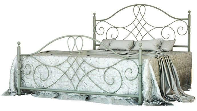 Двуспальная кровать Парма - 160х190-200см