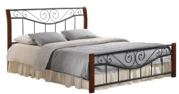 Полуторная кровать Ленора 140*200