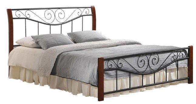 Двуспальная кровать Ленора 160*200