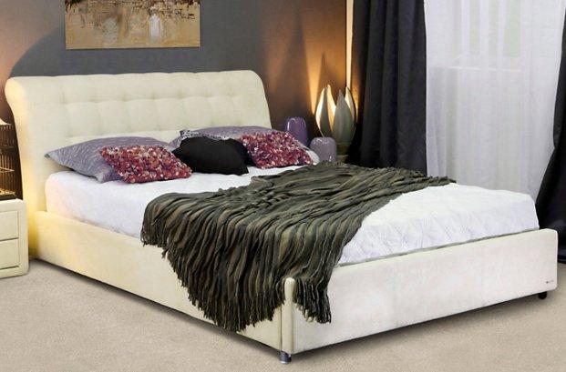 Двуспальная кровать Британия 160*200
