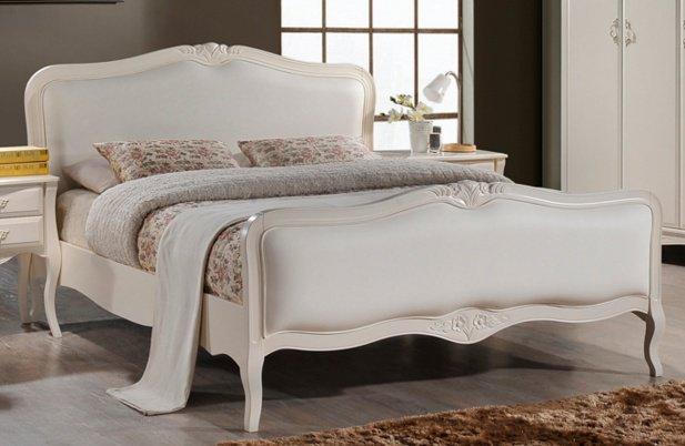 Двуспальная кровать 160*200 Богемия